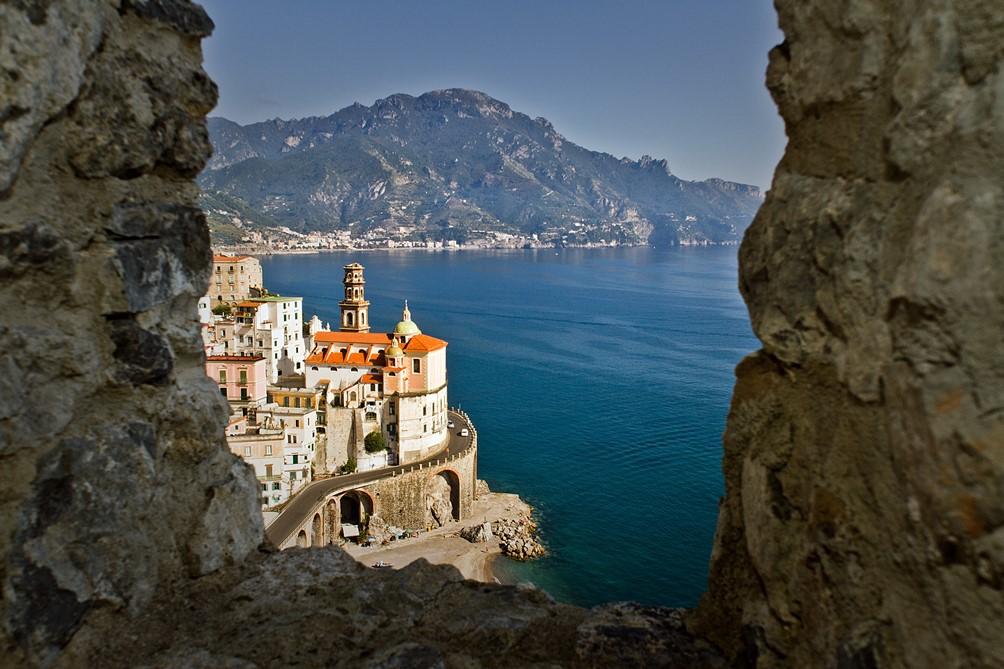 Villa Bella View :: Amalfi