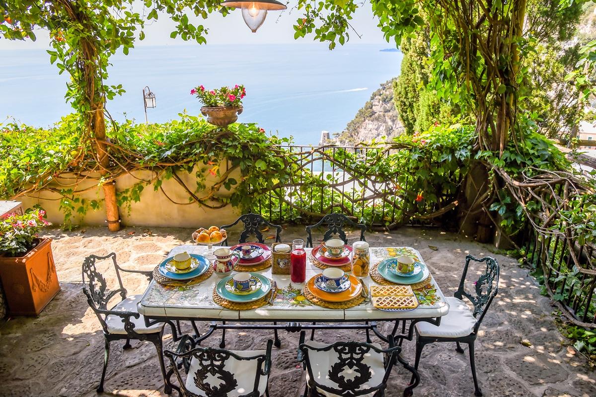 Villa Della Sposa :: Positano