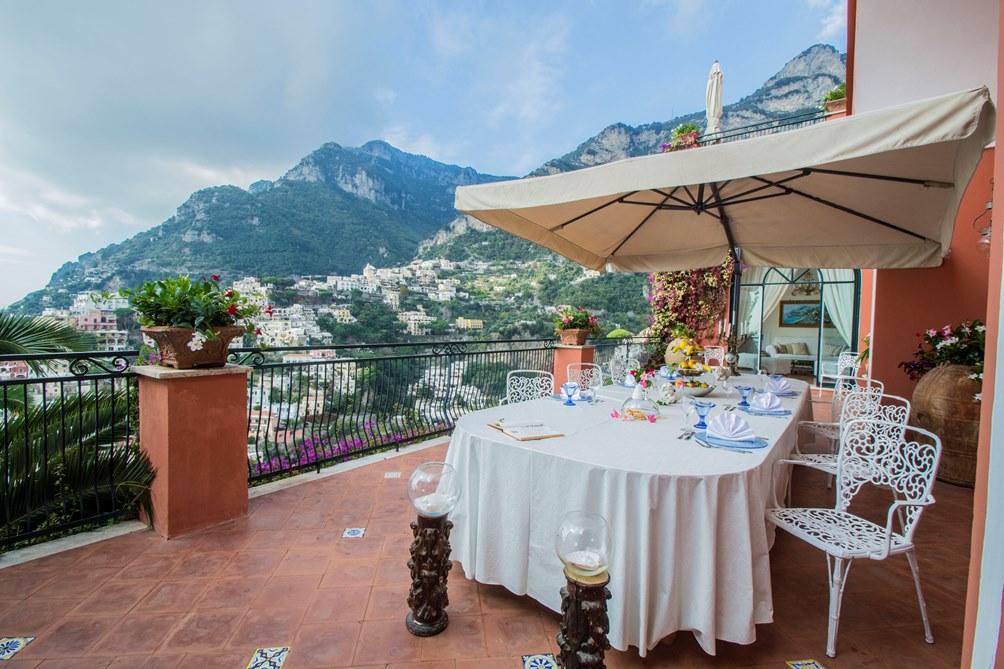 Villa Positano Panoramica :: Positano
