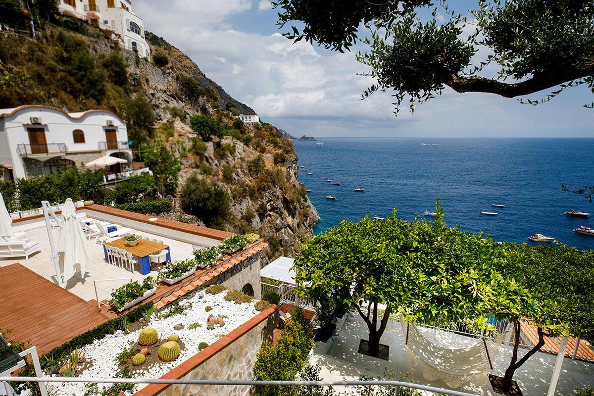Villa Elegante :: Praiano
