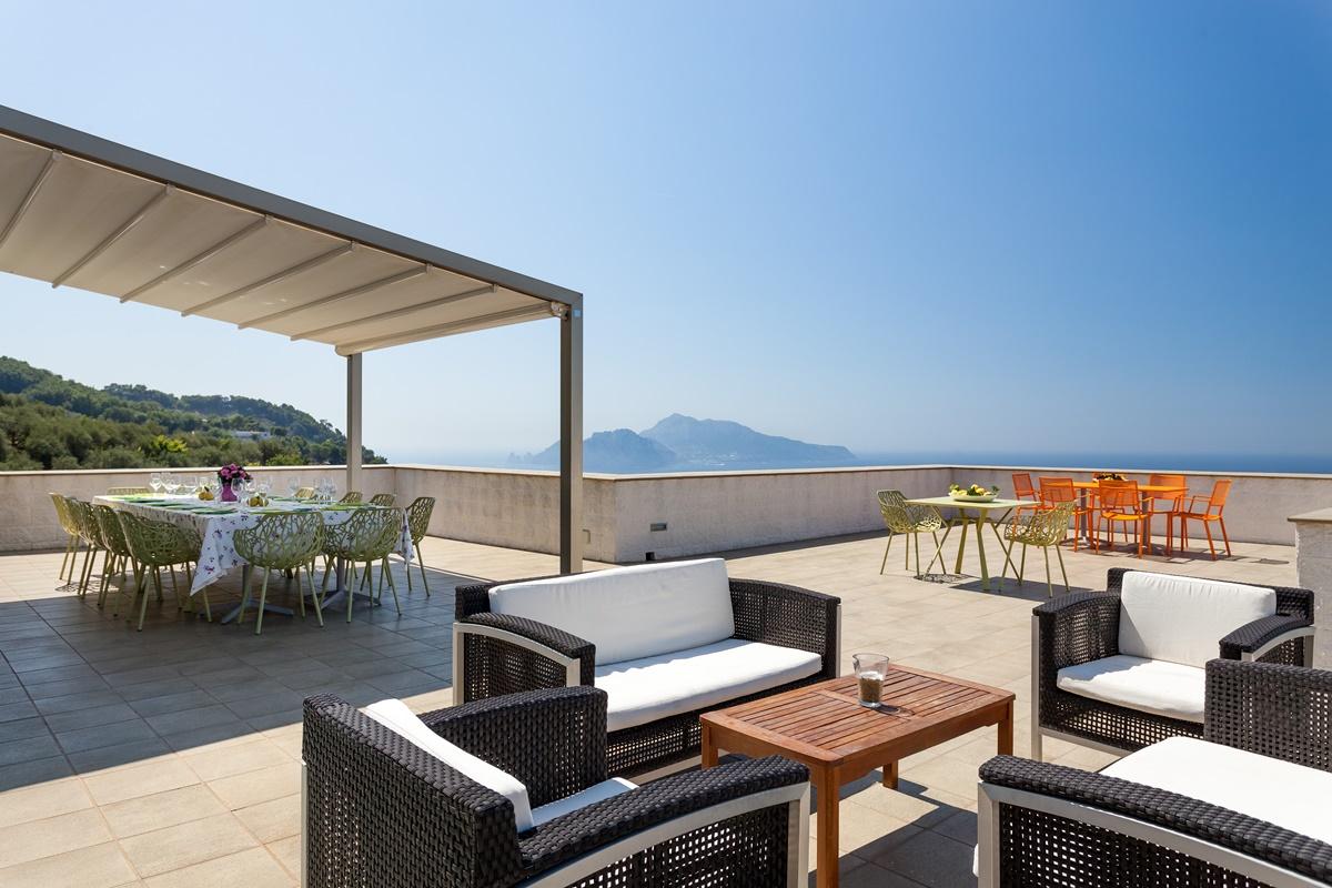 Villa Di Tranquillitá :: Massa Lubrense